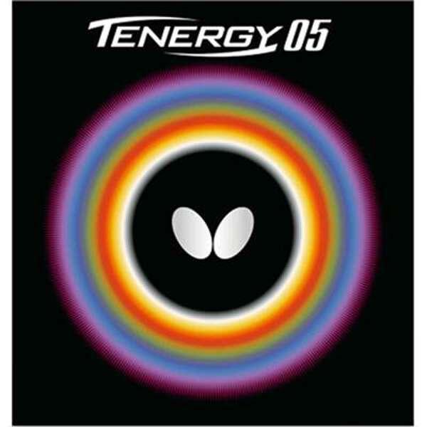 【バタフライ】 テナジー・05 卓球ラバ― [カラー:ブラック] [サイズ:厚] #05800 【スポーツ・アウトドア:卓球:卓球用ラバー】