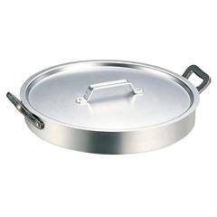 【江部松商事】 アルミ かつどん鍋 33cm 【キッチン用品:調理用具・器具:両手鍋】【アルミ かつどん鍋】
