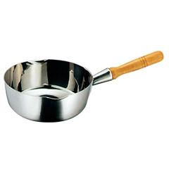 【本間製作所】 K 三層鋼 雪平鍋 21cm 【キッチン用品:調理用具・器具:雪平鍋】【K 三層鋼 雪平鍋】