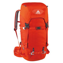 【ファウデ】 チャレンジャー45+10 アルパインバックパック [カラー:オレンジ] [容量:45+10L] #11149-2270 【スポーツ・アウトドア:アウトドア:バッグ:バックパック・リュック】