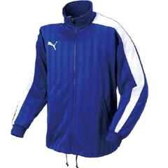 【プーマ】 トレーニングジャケット #862220 [カラー:(03)BLU×WH] [サイズ:L] 【スポーツ・アウトドア】【トレーニングジャケット】