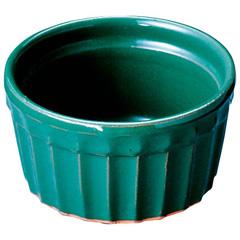 ヴァルカーニャ スフレ 10cm VL-010 グリーン 陶器