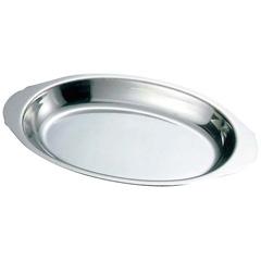 IKD 18-8 グラタン皿 #200 9インチ(約23cm)