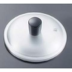 まんまる目玉焼リング 1個焼用カバー(アルミ製) 大