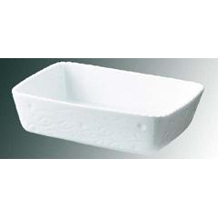 【ロイヤル(ROYALE)】 ロイヤル 長角深型 グラタン皿 No.520 40cm ホワイト 【キッチン用品:食器・食卓用品:食器:洋食器:皿・プレート:グラタン皿】【ロイヤル 長角深型 グラタン皿 No.520 ホワイト】
