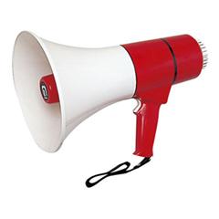 拡声器TM201 [サイズ:口径210×333mm] #B-5385