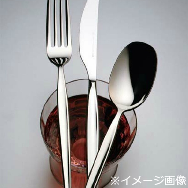 LW 18-10 #12600 メテオラ テーブルナイフ(S・H) ノコ刃付