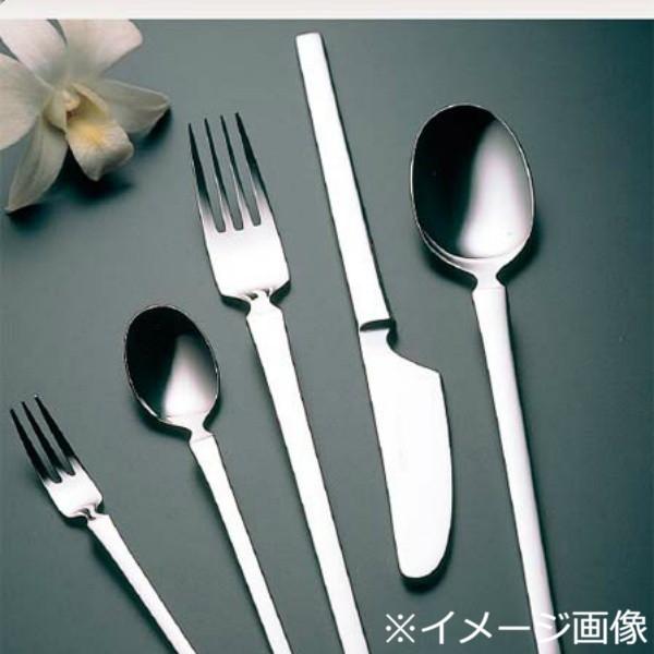 LW 18-10 #16000 スカンジナビア テーブルナイフ(S・H) ノコ刃付
