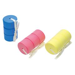 カラーヘルパー [カラー:青] [サイズ:13.5×8cm×3連] #B-875B 1個入り