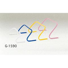 【トーエイライト】 フレキシブルハードル15 [サイズ:幅60×高さ15cm] #G-1590 5台1組 【スポーツ・アウトドア:陸上・トラック競技】
