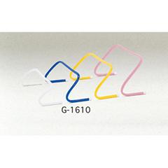 【トーエイライト】 フレキシブルハードル20 [サイズ:幅66×高さ20cm] #G-1610 5台1組 【スポーツ・アウトドア:陸上・トラック競技】
