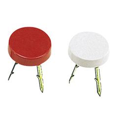 グランドマークO型 [カラー:赤] [サイズ:8cm] #G-912R 1個入り