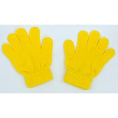 カラーのびのび手袋 [カラー:黄]