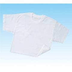 Tシャツ [カラー:白] [サイズ:C(5~7才用)]