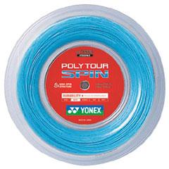 【ヨネックス】 テニスガット(硬式用) ポリツア― スピン ロール巻き [カラー:コバルトブルー] [サイズ:長さ240m] #PTGSPN-2 【スポーツ・アウトドア:テニス:ガット】