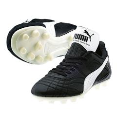【プーマ】 パラメヒコ サッカースパイク [カラー:ブラック×ホワイト] [サイズ:24.0cm] #880577 【スポーツ・アウトドア:サッカー・フットサル:フットサル:シューズ:メンズシューズ】