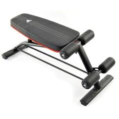 【アディダス】 アジャスタブル アブボード #ADBE-10230 【スポーツ・アウトドア:フィットネス・トレーニング:スポーツ器具:プレスベンチ・トレーニングベンチ】