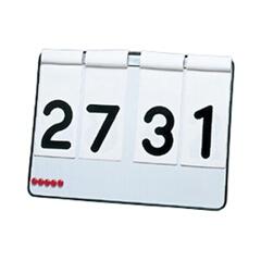 【トーエイライト】 ハンディー簡易得点板 [サイズ:幅60.5×奥行26×高さ41cm] #B-7725 【スポーツ・アウトドア:スポーツ・アウトドア雑貨】