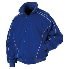 【ゼット】 野球用 グラウンドコート BOG401 [カラー:ロイヤルブルー] [サイズ:L] #BOG401 【スポーツ・アウトドア:その他雑貨】