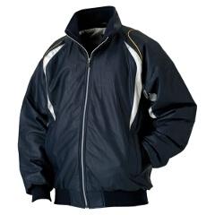 【ゼット】 野球用 グラウンドコート BOG490 [カラー:ネイビー×シルバー] [サイズ:O] #BOG490 【スポーツ・アウトドア:スポーツ・アウトドア雑貨】