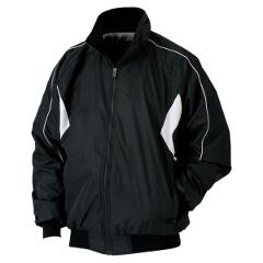 【ゼット】 野球用 グラウンドコート BOG430 [カラー:ブラック] [サイズ:3XO] #BOG430 【スポーツ・アウトドア:その他雑貨】