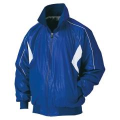 【ゼット】 野球用 グラウンドコート BOG430 [カラー:ロイヤルブルー] [サイズ:M] #BOG430 【スポーツ・アウトドア:その他雑貨】