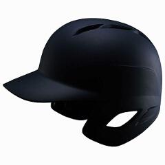 プロステイタス 硬式野球用 ヘルメット(打者用) つや消しタイプ [カラー:マットブラック] [サイズ:M(55~57cm)] #BHL171