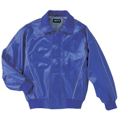 【ゼット】 野球用 グラウンドコート BOG475A [カラー:マリンブルー] [サイズ:L-O] #BOG475A 【スポーツ・アウトドア:その他雑貨】