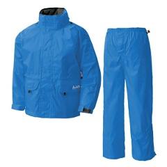 【プロモンテ】 ジュニア用 レインスーツ セノビータ [カラー:ブルー] [サイズ:120] #SR400U 【スポーツ・アウトドア:アウトドア:ウェア:キッズ・ジュニア用ウェア】