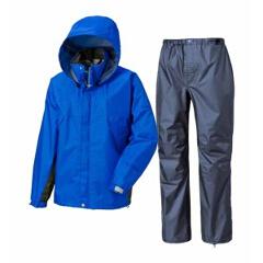 ゴアテックス レインスーツ(メンズ) [カラー:ブルー] [サイズ:M] #SR133M