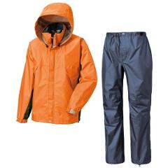 【プロモンテ】 ゴアテックス レインスーツ(メンズ) [カラー:オレンジ] [サイズ:L] #SR133M 【スポーツ・アウトドア:スポーツ・アウトドア雑貨】