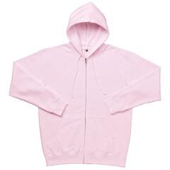【マキシマム】 ジップアップパーカ― [カラー:ライトピンク] [サイズ:XL] #MS2102-9 【スポーツ・アウトドア:その他雑貨】