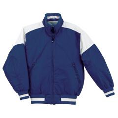 【デサント】 野球用 グラウンドコート DR-202 [カラー:ロイヤルブルー×ホワイト] [サイズ:L] #DR-202 【スポーツ・アウトドア:スポーツ・アウトドア雑貨】