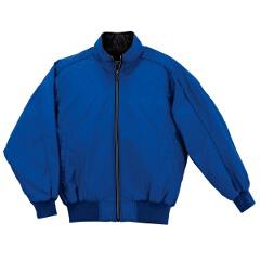 【デサント】 野球用 エラスチックチタンサーモジャケット [カラー:Lロイヤルブルー] [サイズ:L] #DR-204 【スポーツ・アウトドア:野球・ソフトボール:ウェア:グランドコート】