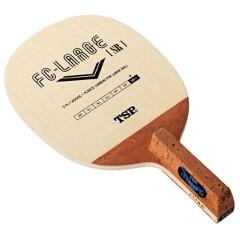 【ティーエスピ―】 卓球ラケット FCラージSR(角丸型) #021672 【スポーツ・アウトドア:卓球:ラケット】