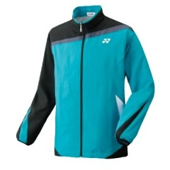 【ヨネックス】 スポーツウェア ウィンドウォーマーシャツ(ユニセックス) 70043 [カラー:ディープシー] [サイズ:O] #70043 【スポーツ・アウトドア:テニス:メンズウェア:ジャージ:アウター】