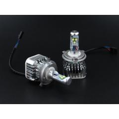 【500円クーポン(要獲得) 10/31 9:59まで】 【送料無料】 LuZ LEDヘッドライト H4 HI/LO 6000K #NL-223 【アルファ: カー用品 ライトランプ ヘッドライト】【ARPHA】