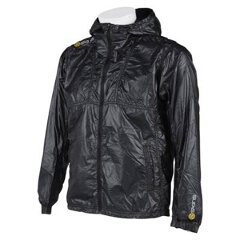 【スキンズ】 ウインドジャケット(メンズ) SRS5503 [カラー:ブラック] [サイズ:L] #SRS5503-BLK 【スポーツ・アウトドア:スポーツ・アウトドア雑貨】