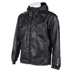 【スキンズ】 ウインドジャケット(メンズ) SRS5503 [カラー:ブラック] [サイズ:S] #SRS5503-BLK 【スポーツ・アウトドア:スポーツ・アウトドア雑貨】
