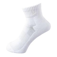 ニューアンクルソックス CB16006 [カラー:ホワイト×ホワイト] [サイズ:27~29cm] #CB16006-1111
