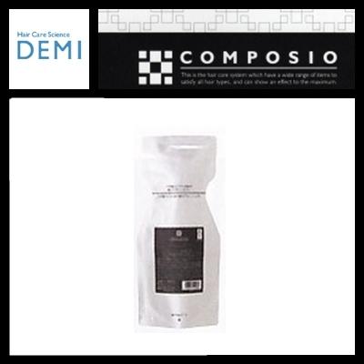 デミ コンポジオプロ キューティクル[CT] カラー&パーマ前後処理剤 600ml(詰替)
