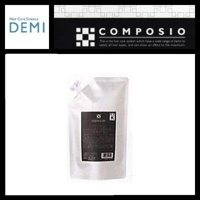 デミ コンポジオプロ CX-ケラチン[CX-K] カラー&パーマ前後処理剤 600ml(詰替)