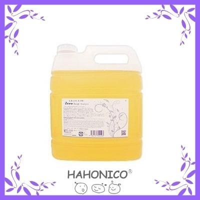 ハホニコ キラメラメ ゼロチャージハホニコ シャンプー 4000ml(業務用サイズ・詰替)【送料無料】
