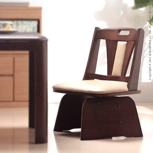 【高さ調節機能付き】ハイバック回転椅子 ROTA CHAIR+〔ロタチェア プラス〕 回転椅子 椅子 木製 (mt)【送料無料】 ありがとう平成!令和 記念