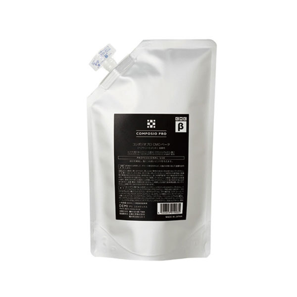 デミ コンポジオプロ CMC-ベータ[CMC-β] カラー&パーマ前後処理剤 600ml(詰替)