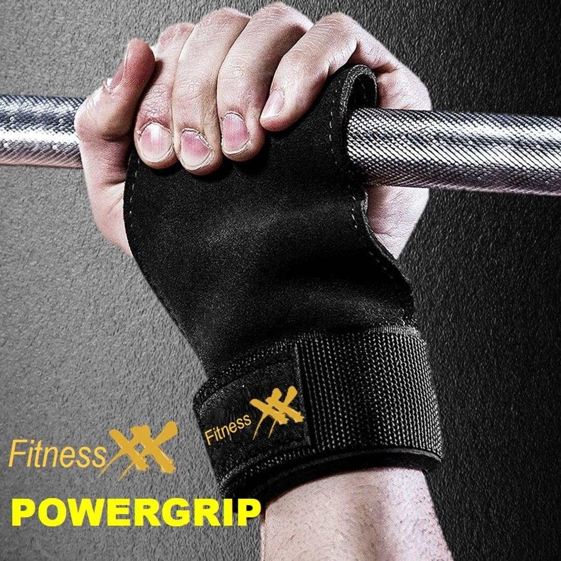 トレーニング時の手首と握力を強力にサポートするパワーグリップ パワーグリップ 滑り止め 筋トレ 注目ブランド ウエイトトレーニング リストラップ トレーニンググローブ チンニング 在庫あり デッドリフト ベンチプレス 左右ペアセット