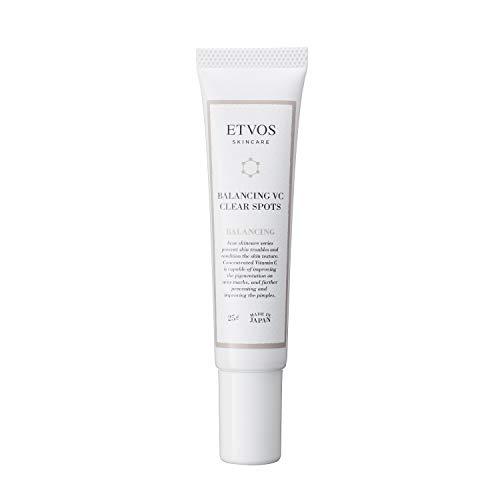 全品新品送料無料 (人気激安) ETVOS バランシングVCクリアスポッツ 25g テカリ 皮脂 肌荒れ予防 アイテム勢ぞろい エトヴォス アゼライン酸 ヒト型セラミド エトボス グリシルグリシン 美容液