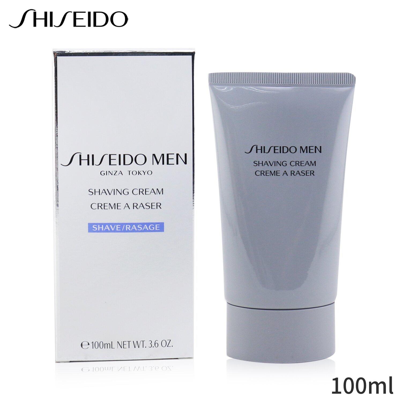 資生堂 シェービングクリーム オイル コスメ 化粧品 海外直送 Shiseido ローション メン 100ml メンズ 男性用 基礎化粧品 人気 父の日 ギフト トラスト シェービング トラスト 誕生日プレゼント スキンケア
