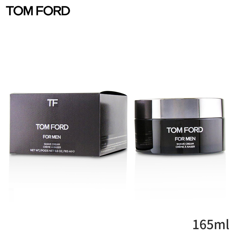 トム フォード シェービングクリーム オイル 商舗 コスメ 化粧品 海外直送 トムフォード Tom Ford ローション フォー メン 誕生日プレゼント 父の日 クリーム 人気 国内正規品 シェーブ 男性用 スキンケア ギフト メンズ シェービング 基礎化粧品 165ml