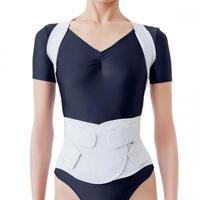 お医者さんの(R)腰から正す姿勢ベルト 【ボディケア 美姿勢 アtだしい姿勢 腰痛対策 背筋 正しい姿勢 矯正】